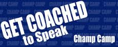 Get Coached to Speak